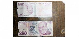 200 TL'LİK BANKNOTLARA DİKKAT!