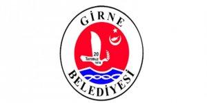 GİRNE BELEDİYESİ'NDEN HALKA ÇAĞRI!