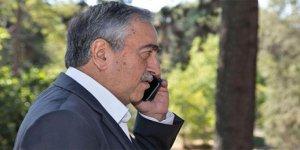 AKINCI İLE LUTE TELEFONDA GÖRÜŞTÜ