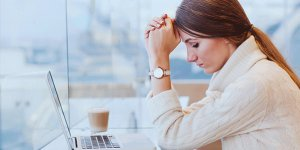 Kronik iş stresi artık bir hastalık