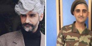 Manuş Baba'nın Askerlik Fotoğrafı Sosyal Medyada Gündem Oldu
