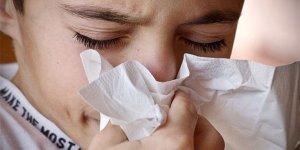 Çocuklarda alerjiye dikkat!