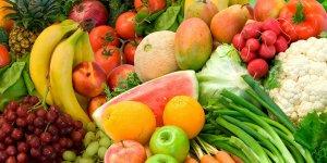 """""""Yazın bol bol meyve sebze tüketin"""""""