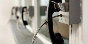 CEZAEVİNDE TELEFON GÖRÜŞMESİNE ZAM!