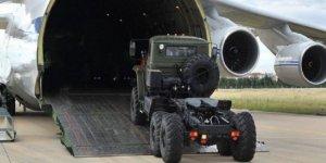 S-400 SEVKİYATININ BİRİNCİ GRUBU TAMAMLANDI