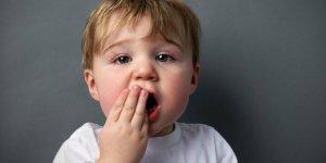 Çocuklarda ağız kokusuna dikkat!