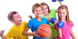 """""""Çocuklar günde en az bir saat fiziksel aktivite yapmalı"""""""