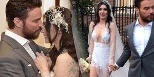 Sinan Akçıl ve Burcu Kıratlı ikinci kez evleniyor