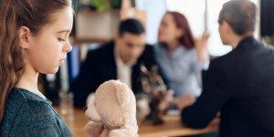 Boşanmadan en çok çocuklar etkileniyor!