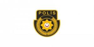 POLİSİ GÖRÜNCE KOŞARAK KAÇTI!