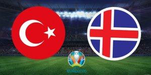 EURO 2020 elemelerinde Türkiye - İzlanda maçı saat kaçta hangi kanalda?