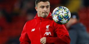 Liverpool'dan Galatasaray'a Shaqiri cevabı!