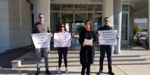 MAĞUSA BELEDİYESİ PROTESTO EDİLDİ!
