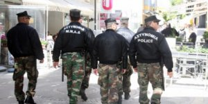 RUM POLİSİ ESKİ LEFKOŞA'DA DEVRİYEYE BAŞLAYACAK