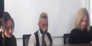 SAHNEDE DARP EDİLEN KUZEY TARIK'TAN AÇIKLAMA...