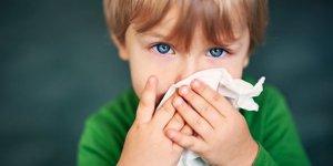 Çocukların 9 kış hastalığı
