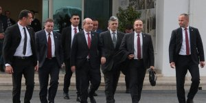 BAŞBAKAN TATAR, İSTANBUL'A GİDİYOR