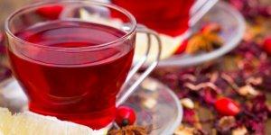 Zayıflamaya yardımcı en etkili çay...
