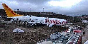 Uçak kazasında gelişme!