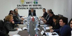 ASGARİ ÜCRET KOMİSYONU TOPLANDI!