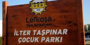 Trafik kazasında 27 yaşında hayatını kaybeden İlter Taşpınar anısına çocuk parkı açıldı