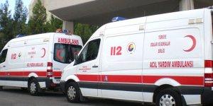 Kıbrıs Vakıflar İdaresi, Sağlık Bakanlığı'na 5 ambulans hibe etme kararı aldı.