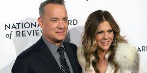 Tom Hanks ve eşinde corona virüsü tespit edildi