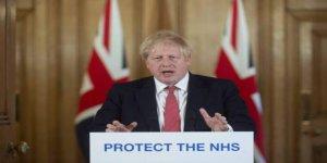 """Boris Johnson: """"İngiltere, İtalya'nın sadece 2-3 hafta gerisinde"""""""