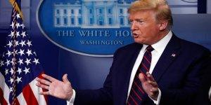 Trump: İnsanlar maske takmak istiyorsa takabilirler, ancak çoğu zaman şal ile yüzünüzü kapatmak daha iyi