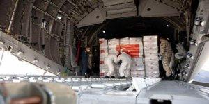 'İngiltere'ye Türkiye'den 250 bin adet koruyucu ekipman ulaştı'