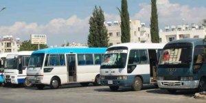Toplu taşıma faaliyetleri 8 Haziran'da başlıyor