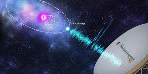 Gök bilimcilerden heyecanlandıran keşif! Uzayın derinliklerinden 157 günde bir geliyor