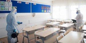 Özel eğitim ve kreşler hariç tüm eğitim kurumları 1 Ekim'e kadar kapalı