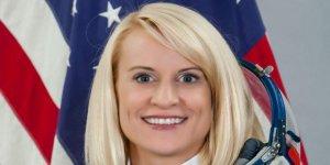 Amerikalı astronot başkanlık seçiminde oyunu uzaydan kullanacak