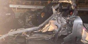 Yılmazköy yakınlarında feci kaza! 3 kişi yaşamını yitirdi