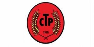CTP Parti Meclisi bu akşam toplanıyor
