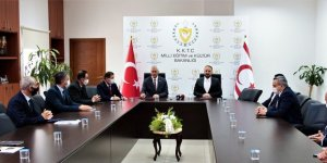 'Altı İlçeye Altı İlkokul Projesi'ne ilişkin işbirliği protokolü imzalandı