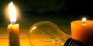 Dikkat! Bazı bölgelerde elektrik kesintisi olacak!