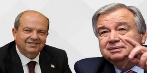 Cumhurbaşkanı Tatar, bu gece BM Genel Sekreteri Guterres ile görüşecek