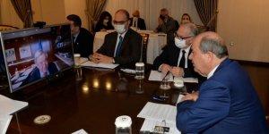 Tatar, Guterres ile görüştü