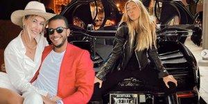 Şeyma Subaşı Mısırlı sevgilisinin lüks aracıyla hava attı! Sosyal medyayı sallad