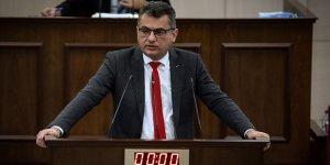 """Erhürman: """"Sayın Ersin Tatar'ın bize özür borcu var"""" dedi."""
