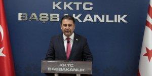 Başbakan Ersan Saner Bakanlar Kurulu Kararlarını Açıkladı
