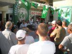 CTP-BG ADAYLARI AYDINKÖY'Ü ZİYARETİ