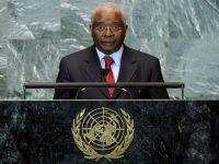 MOZAMBİK'TEN DESTEK