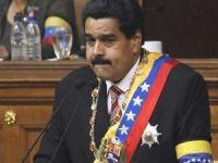 VENEZUELA'NIN YENİ LİDERİ MADURO OLDU