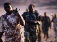 GÜNEY SUDAN'DA SİLAH BIRAKMA
