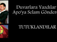 GAZİMAĞUSA'DA, KASTİ HASARDAN TUTUKLANDILAR