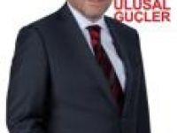 SERDAR DENKTAŞ, DP/UG GENEL BAŞKANLIK ADAYLIĞINI RESMEN AÇIKLADI