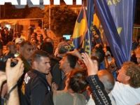 ''LEFKOŞA POLİS MÜDÜRÜ TERÖR ESTİRDİ!''